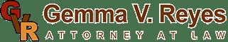 Gemma V. Reyes Logo